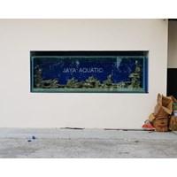 Aquarium Laut Hotel Amarasvati - Lombok