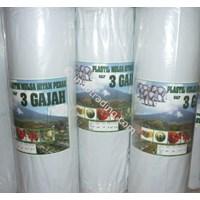 Plastik Mulsa Hitam Perak Merk Bell Harga Dijamin Murah 1