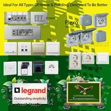 Stop Kontak Saklar Grid Switch HDMI VGA MULTIMEDIA