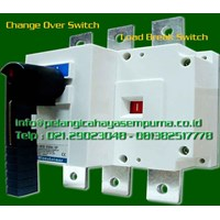 Wisenheimer Change Over Switch