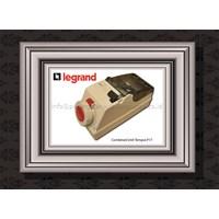 Legrand Combined Unit tempra p17 combination Peral