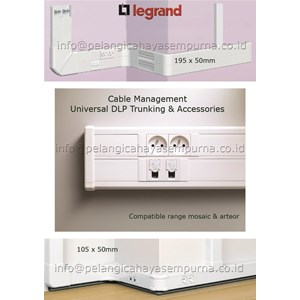 Jual Dlp Wall Trunking System Cable Management Legrand