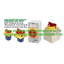 Salzer Switch Disconnector Isolating Switch