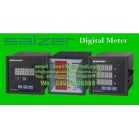 Salzer Digital Panel Meter Digital Voltmeter Digital Multimeter