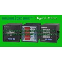 Jual Salzer Digital Panel Meter Digital Voltmeter Digital Multimeter