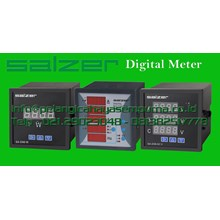 Salzer Digital Panel Meter Digital Voltmeter Digital Multimeter