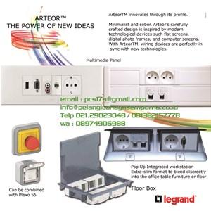 Dari Legrand Outlet power data sockets 1