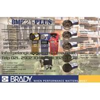 Jual Brady Printer Label Bmp21 plus Mesin Printer BMP21+