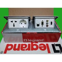Sell Legrand Floor Sockets Outlet Integrated Tabletop