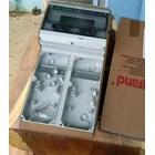 Legrand Combined Unit Tempra p17 Sockets Switch Interlock 1