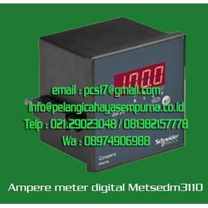Ampere Meter Digital Ammeter Digital Multimeter MetseDM