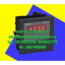 Digital Voltmeter MetseDM1210 MetseDM3210 Schneider Electric Digital Meter Voltase Meter