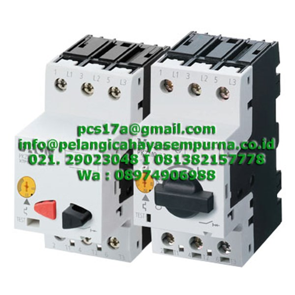 Moeller PKZM01 PKZM0 PKZM4 And PKE protective Circuit-breakers