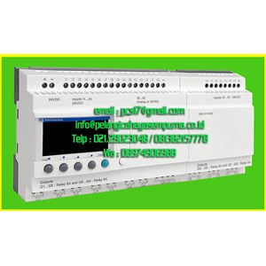 Smart Relay Extension Module IO SR3XT Modbus or Ethernet Communication Extension Modules Relay dan Kontaktor Listrik