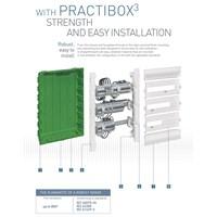 Distributor Box MCB Legrand Plexo Inbow Outbow Weatherproof dan ekinox Box MCB 3