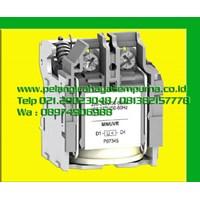 Remote tripping unit UVT MN MX MCCB NSX Under Voltage Realese dan Shunt Trip Aux Contact OF SD SDE  Aksesoris Listrik MCCB 1