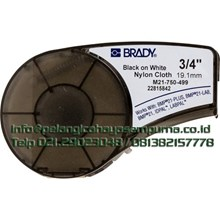Label Cartridge m21-750-499 Nylon Cloth Label Printer Brady