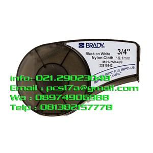 Brady m21-750-499 Nylon Cloth Label Printer