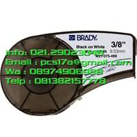 Brady m21-375-499 Nylon Cloth Label Printer Brady