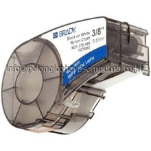 Label Cartridge BMP21 m21-375-499 Nylon Cloth Labe