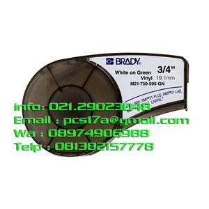 Brady Label M21-750-595-GN Green