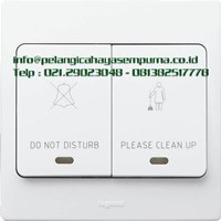 Jual Legrand Hotel Switch Do Not Disturb Push Bell Switching Power Supply