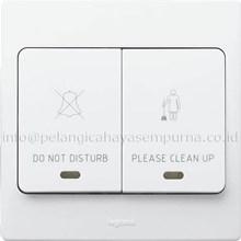 Legrand Hotel Switch Do Not Disturb Push Bell Swit