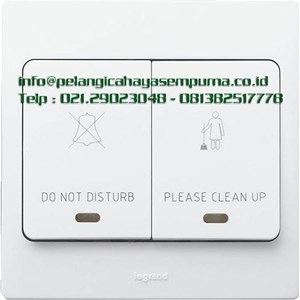 Legrand Hotel Switch Do Not Disturb Push Bell Switching Power Supply