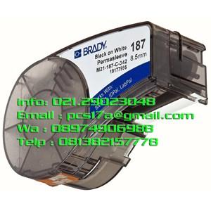 Brady M21-187-c342 PermaSleeve Label