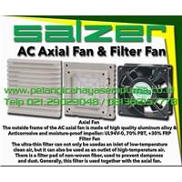 Jual Fan Panel dan Filter Fan Salzer