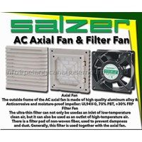 Jual Fan Panel dan Filter Fan Salzer