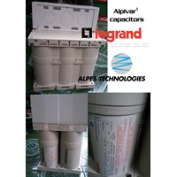 Alpivar Legrand Capacitor Bank
