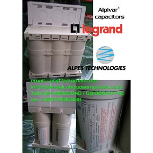 Legrand Capacitor Bank Alpivar Alpes Technologies