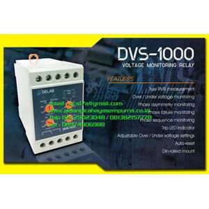 Delab Voltage Monitoring Relay DVS-1000