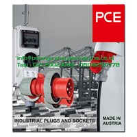 PCE INDUSTRIAL PLUG SOCKETS Switched interlocked sockets