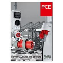 PCE INDUSTRIAL PLUG SOCKETS Switched interlocked sockets