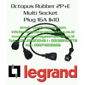 Legrand sockets rubber  Stop Kontak karet