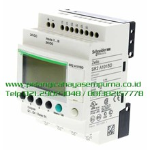 compact smart relay Zelio Logic SR2A101BD