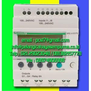 smart relay SR2A101BD Zelio Logic