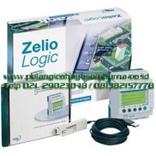 Zelio Logic smart relay type paket SR2PACK2FU