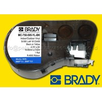 Brady Label Vinyl BMP51 BMP53 BMP41 MC