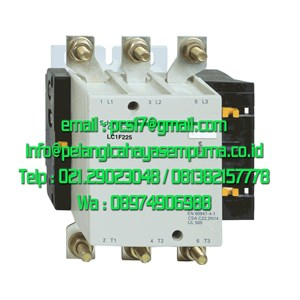 Contactor F LC1F 3 Pole Contactor LC1F185 LC1F225 LC1F400