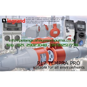 Legrand Industrial Plugs & Sockets Legrand Switch Interlock Combination Sockets