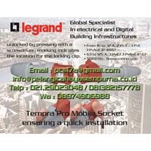 Mobile Socket and Plug IP44/67 200-250 / 380-415 Volt Soket Kabel