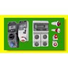 Interlock Socket Switch combination unit socket IP44 IP67 2
