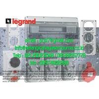 Interlock switch combination unit socket IP44 IP67