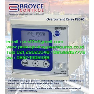 Overcurrent Relay P9670
