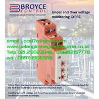 Under and Overvoltage Three Phase Failure LXPRC