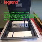 Legrand Floor Box 89620 Stainless Cover 2