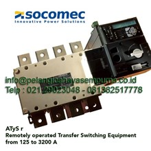 Socomec Automatic Transfer Switch Atys R